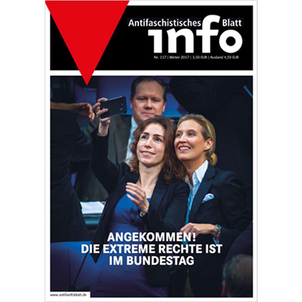 Antifaschistisches Infoblatt #117 (Winter 2018)