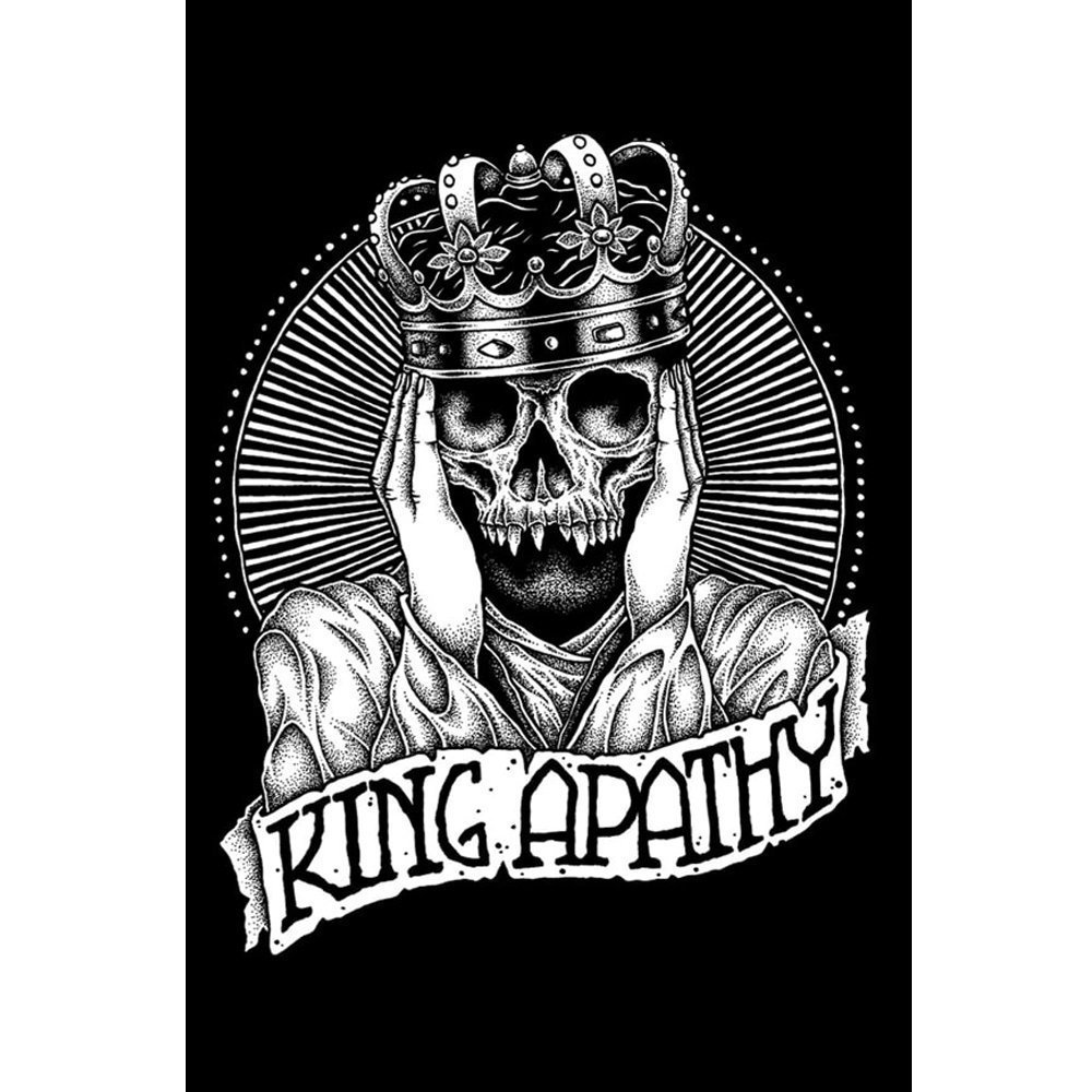 King Apathy – s/t Tape