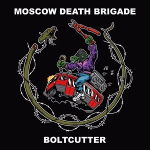 Moscow Death Brigade – Boltcutter CD