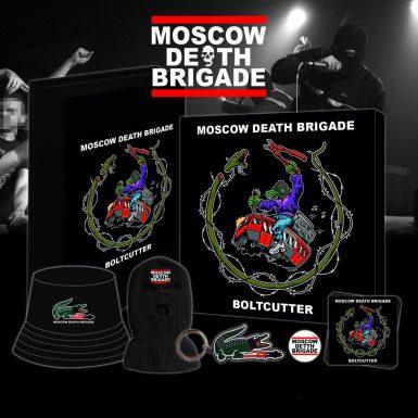 Moscow Death Brigade Boltcutter Box