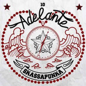 Skassapunka – Adelante CD