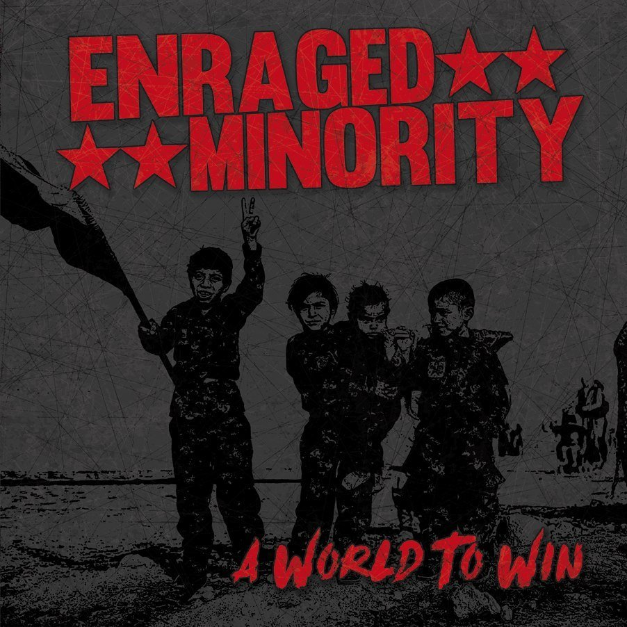 Enraged Minority – A World To Win CD