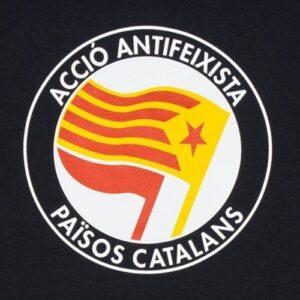 "Partisano ""Acció Antifeixista Països Catalans"" T-Shirt"