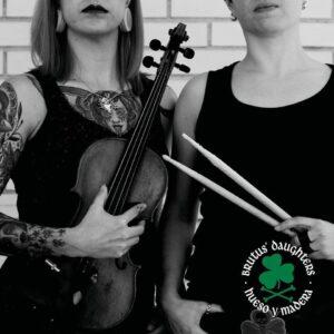 Brutus Daughters – Hueso y Madera CD