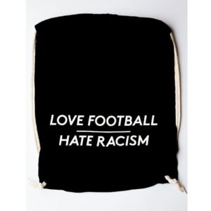 Love Football, Hate Racism – Sportbeutel