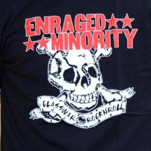 "Enraged Minority ""Classwar Rock'n'Roll"" T-Shirt"