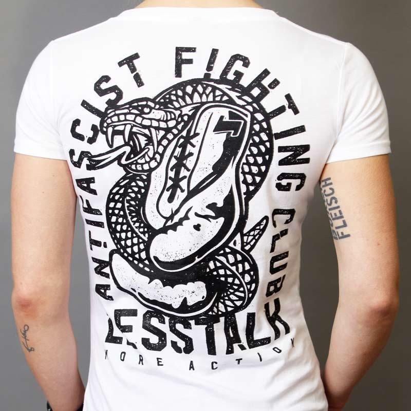 white snake fire