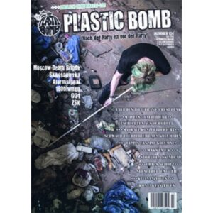 Plastic Bomb #104 (Fall 2018)