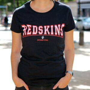 """Redskins International"" Tailliertes Shirt"