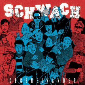 Schwach – Gegeneinander EP