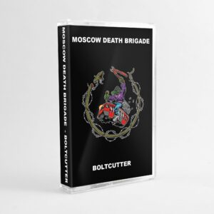 Moscow Death Brigade – Boltcutter Tape (Presale)