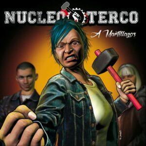 Nucleo Terco – A Martillazos CD