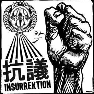 Protestera / Gotcha – Insurrektion Split 10″