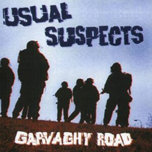 Usual Suspects – Garvaghy Road CD