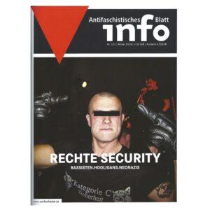 Antifaschistisches Infoblatt #121 (Winter 2018)