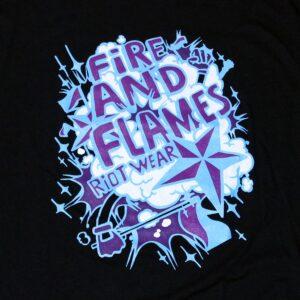 """""""Comics"""" T-Shirt (schwarz)"""