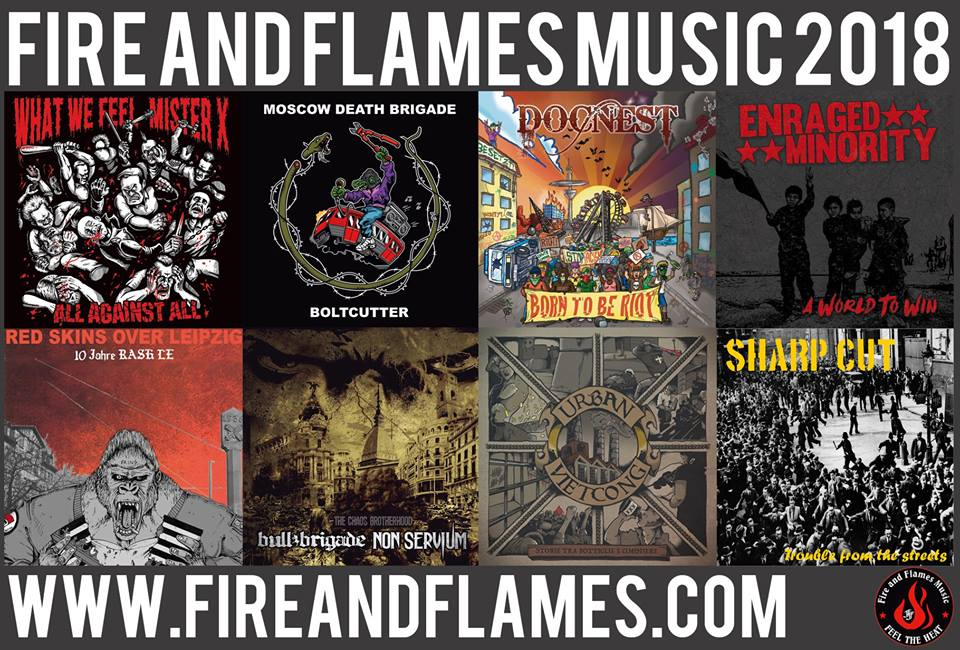 Fire and Flames 2018