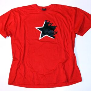 """Flaming Star"" T-Shirt (rot)"