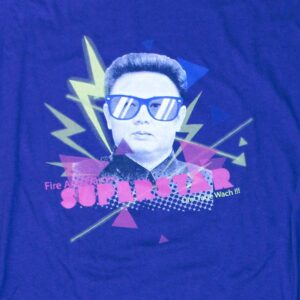 """Pyongyang Nightlife"" T-Shirt"