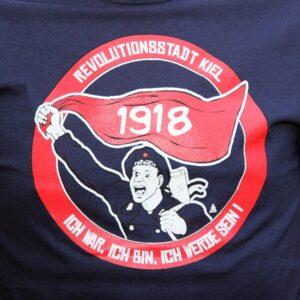 Revolutionsstadt Ladies Shirt