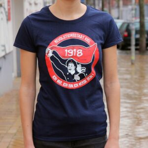 Revolutionsstadt Ladies Shirt