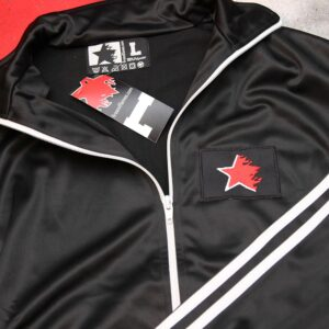 """Flaming Star"" Trackjacket"