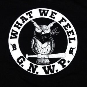 "What We Feel ""GNWP"" Tailliertes Shirt"