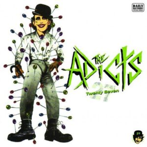 Adicts, The – Twenty Seven LP