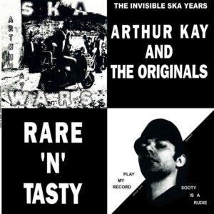 Arthur Kay & the Originals – Rare'n'Tasty LP