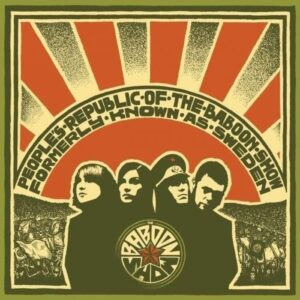 Baboon Show, The – People's Republic formerly known as Sweden LP