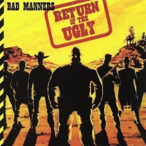 Bad Manners – Return Of The Ugly LP
