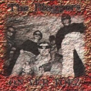 Blaggers, The – On Yer Toez CD