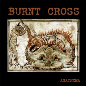 Burnt Cross / Anthrax – Split EP