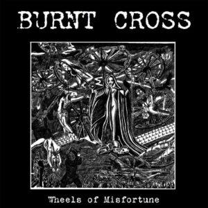 Burnt Cross – Wheels of Misfortune CD