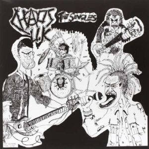 Chaos UK – Total Chaos / The Singles LP