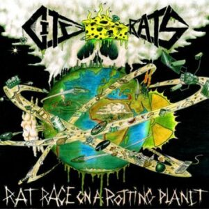 City Rats – Rat Race On A Rotting Planet LP