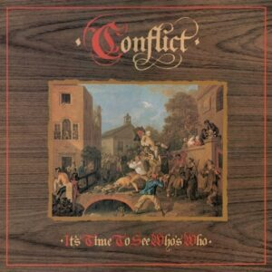 Conflict – It's time to see who's who LP