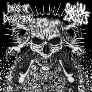 Days Of Desolation / Social Crisis – Split EP