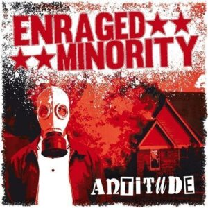 Enraged Minority – Antitude CD