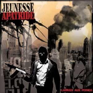 Jeunesse Apatride – Larmes aux Poings LP