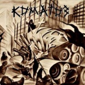 Kansalaistottelemattomuus / Komatoz – Split EP