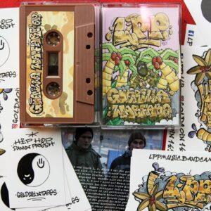 LPP – Guerilla Warfare EP Tape