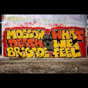 Moscow Death Brigade / What We Feel – Here to Stay Split 7″ EP