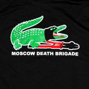 """Moscow Death Brigade """"Croco"""" Hoodie"""