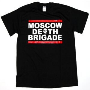 "Moscow Death Brigade ""Classic Logo"" T-Shirt"