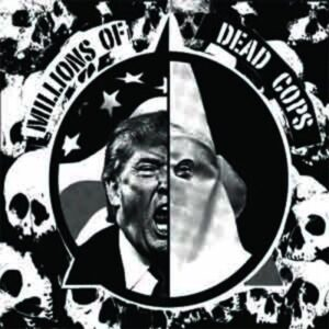 Millions Of Dead Cops / Iron – Split EP