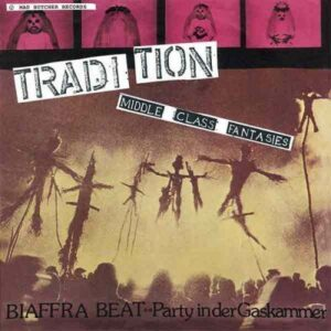 Middle Class Fantasies – Tradition EP