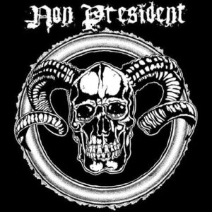 Non President / Mitrega – Split LP