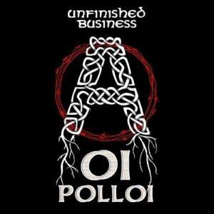 Oi Polloi – Unfinished Business LP