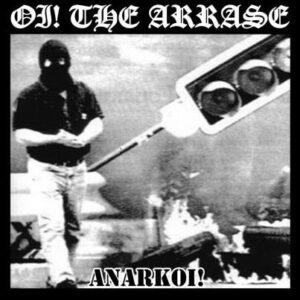 Oi! The Arrase – Anarkoi! Do-LP